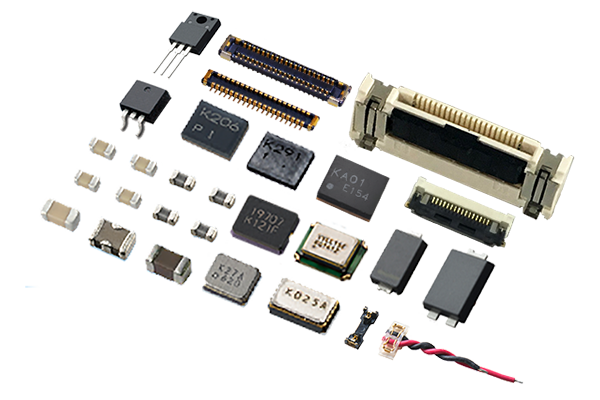 Electronic Components & Devices